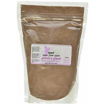 Faeries Finest Sugar-Free Cocoa, Mint, 16 Ounce