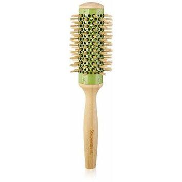 Scalpmaster Bamboo Boar Bristle Hair Brush, 2 1/2 Inch