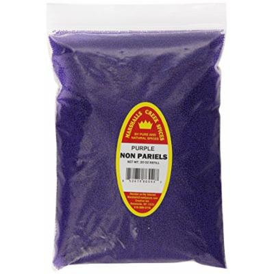 Marshalls Creek Spices Refill Pouch Nonpareils Seasoning, Purple, XL, 20 Ounce