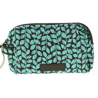 Vera Bradley Medium Cosmetic Bag in Shower Vines