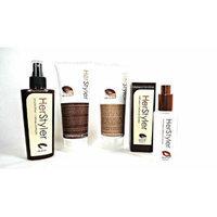 Herstyler Hair Serum, Spray,shampoo & Conditioner with Argan Oil