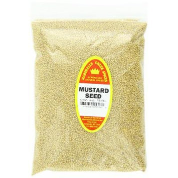Marshalls Creek Spices Mustard Seed Refill, 16 Ounce