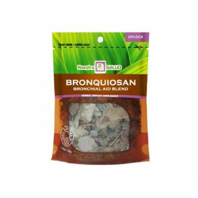 Bronquiosan - Bronchial Colds Relief Herbal Blend 3 Pack