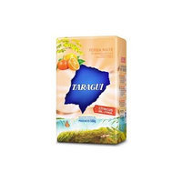 Yerba Mate Taragui Vitality,Orange,Liviana,Citricos Del Litoral,Regular Blend,Loose Leaf 1.17 Lbs/500 G (2 Pack) (CITRICOS DEL LITORAL)