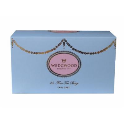 Wedgwood Everyday Luxury Earl Grey Teabags (Box of 25), Blue