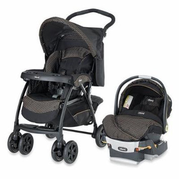 Chicco Cortina KeyFit 30 Travel System in Minerale Set