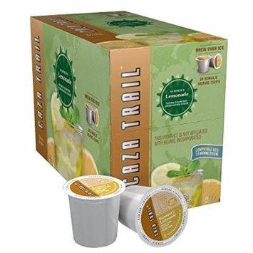 Caza Trail Tea, Summer's Lemonade, 24 Single Serve Cups