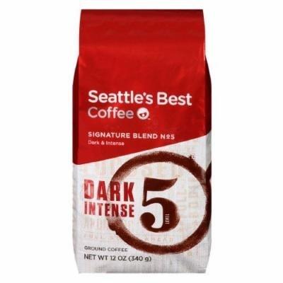Seattle's Best Ground Coffee, Level 3-12 oz