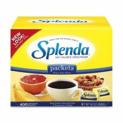 Johnson & Johnson Splenda Sugar, 1.0G, 400/Bx - Johnson & Johnson Splenda Sugar, 1.0G, 400/Bxsplenda In Single-Serve Packets Is A Sugar Substitute That Has No Calories. Made From Sugar, So It Tastes