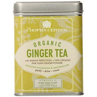 Harney & Sons Organic Chopra Center Ginger Tea in 20ct. Tin