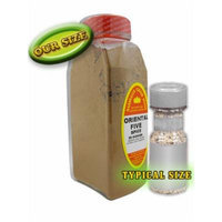 Marshalls Creek Spices Seasoning, Oriental Five Spice, XL Size, 20 Ounce