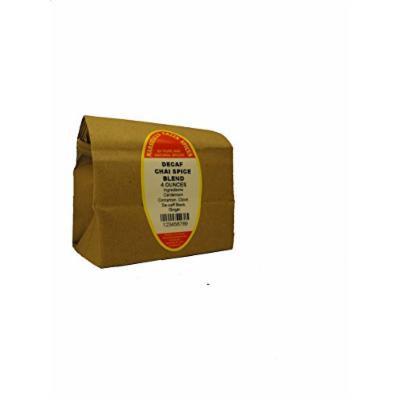 Marshalls Creek Spices Loose Leaf Tea, Decaffeinated Chai Spice Blend, 4 Ounce
