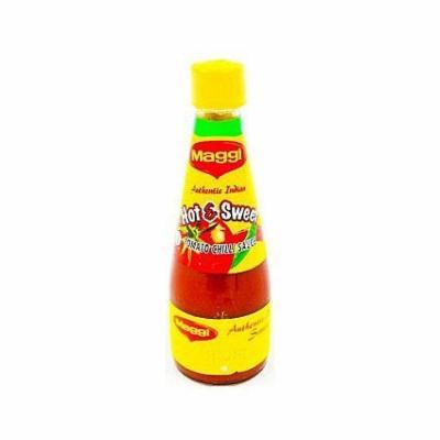 Maggi Tomato Chilli Sauce 14 Oz