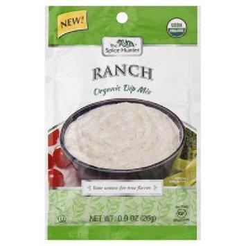 Spice Hunter Organic Dip Mix Ranch -- 0.9 oz