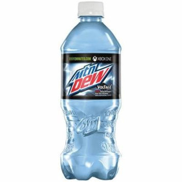 Mountain Dew, Voltage, 20 Oz (Pack of 24)