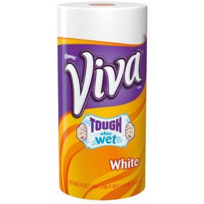 VIVA PAPER TOWEL WHITE BIG ROLL EACH (1)