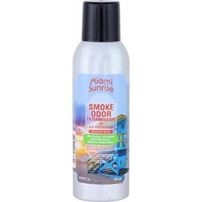 Smoke Odor Exterminator 7oz Large Spray, Miami Sunrise