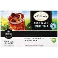 TWININGS® OF London Pure Black Iced Tea K-Cup® Pods