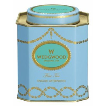 Wedgwood Everyday Luxury English Afternoon Caddy, 125g, Blue