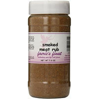 Faeries Finest Smoked Meat Rub, 7 Ounce