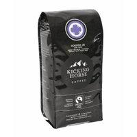 Kicking Horse Coffee, Hoodoo Jo, Whole Bean Coffee, 1 lb