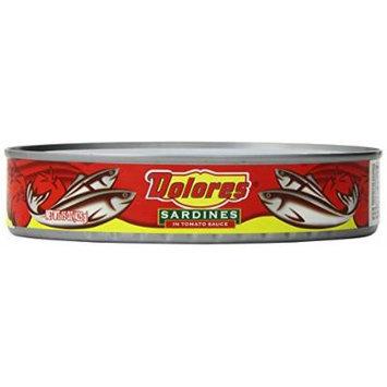 Dolores Sardinas En Salsa De Tomate - Sardines in Tomato Sauce, 15 Ounce