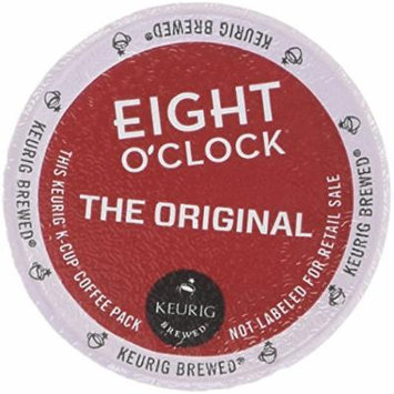 EIGHT O'CLOCK COFFEE ORIGINAL BLEND 48 K CUPS