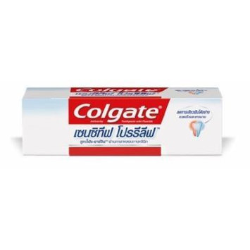 COLGATE Sensitive Pro Relief Anticavity Whitening Toothpaste with Fluoride 110g.