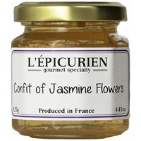 L'epicurien Confit of Jasmine Flowers - 4.4oz