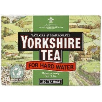 Taylors of Harrogate Yorkshire Tea for Hard Water 160 Btl. 500g