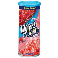Wyler's Light Soft Drink Mix, Cherry, 1.16-Ounce (Pack of 6)