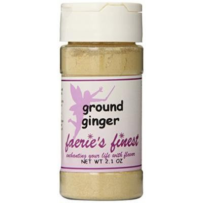 Faeries Finest Ground Ginger, 2.10 Ounce