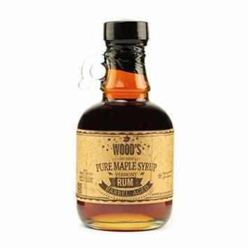 Vermont Rum Maple Syrup