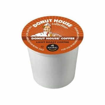 Donut House Collection Green Mountain Coffee Light Roast Coffee, K-Cup Portion Pack for Keurig K-Cup Brewers, 72 Count