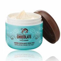 Zermat Chocolate Spa Exfoliating Cream for Feet 3.5oz, Crema Exfoliante Para Pies 100gr