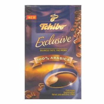 Tchibo Exclusive Ground Coffee -Case of 12 X 250 G