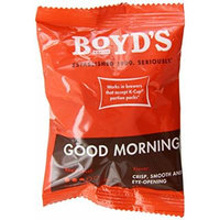 Boyd's Coffee Single Cup Coffee, Good Morning, 20 Count