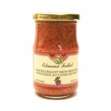 Edmond Fallot Blackcurrant Dijon Mustard - 7.2oz