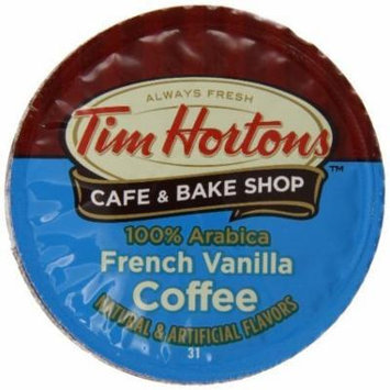 Tim Hortons French Vanilla, 48 Count