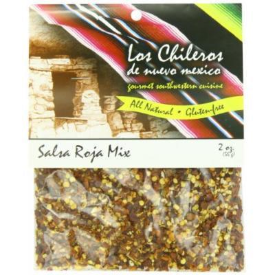 Los Chileros Salsa Roja Mix, 2 Ounce