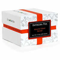 Slimming Integra Tea ~ Herbal Blend of Jiaogulan, White Mulberry, Tulsi and Oolong ~ Fresh Loose Leaf ~ Find Your Ideal Weight ~ 60 Days Money Guarantee ~ 100 Grams