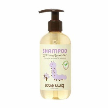 Little Twig Baby Shampoo, Calming Lavender 8.5 Ounce Paraben free Allergy tested