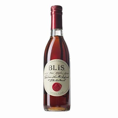 BLiS Tahitian Vanilla Infused Maple Syrup (1 x 12.7 Oz)