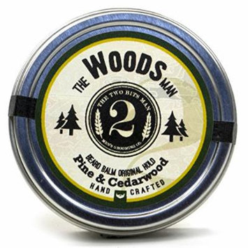 The 2 Bits Man The Woods Beard Balm Pine and Cedarwood