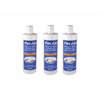Xikar Propylene Glycol PG Solution 16 oz. - 3 Pack