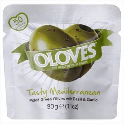 Oloves Oloves Basil & Garlic 1.1 1.1 Oz