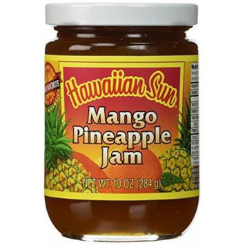 Hawaiian Sun Mango Pineapple Jam (Made in Hawaii)