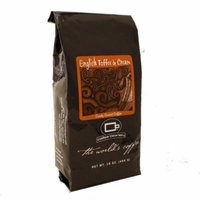 Coffee Beanery English Toffee and Cream 8 oz. (Automatic Drip)