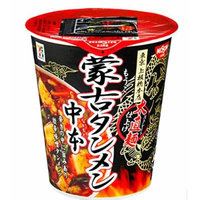 中本 Super Hot Chili Ramen! Mouko Tanmen Nakamoto (5.2 Oz X 12cups) 【Japan Import】