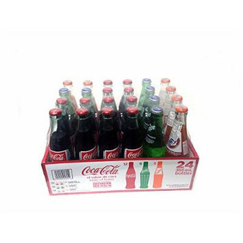 Coca-Cola® Sprite,Fanta Bottle Hecho En Mexico!
